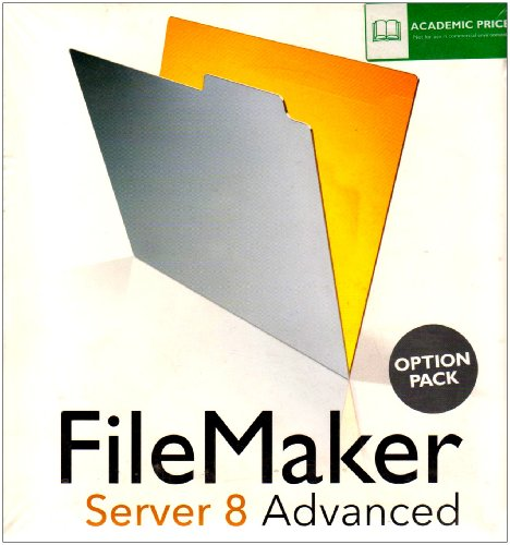 FileMaker Server Option Pack Education (PC/Mac)