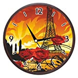 Wall Clocks - Printland Tall Tower Wall Clock