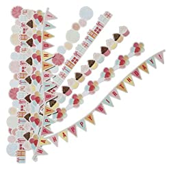 Martha Stewart Crafts Borders, Modern Festive Die-Cuts