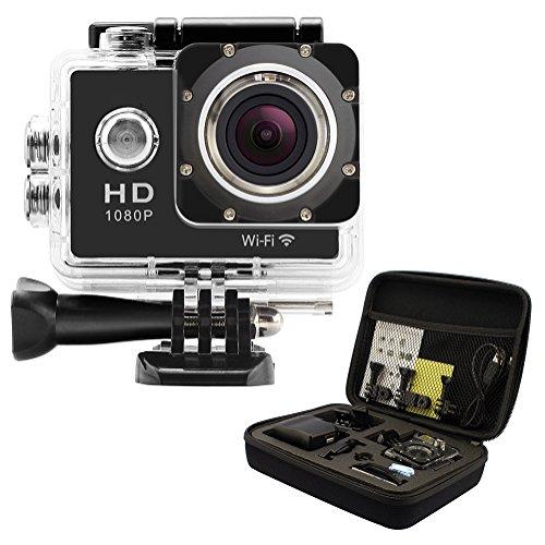 GeekPro® Pro 1 WIFI 12MP HD 1080P Sports Camera Action DV + Shockpro