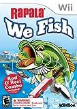echange, troc WII RAPALA:WE FISH WITH ROD [Import américain]