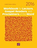 img - for Workbook for Lectors, Gospel Readers, and Proclaimers of the Word   2016 USA by Graziano Marcheschi MA DMI (August 17,2015) book / textbook / text book