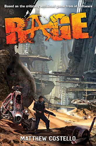 Rage A Novel [Costello, Matthew] (Tapa Blanda)
