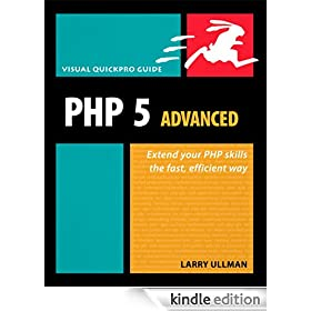 PHP 5 Advanced: Visual QuickPro Guide