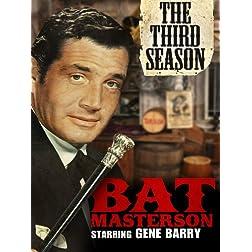 Bat Masterson: Season 3 - Digitally Remastered