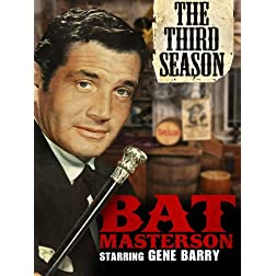 Bat Masterson: Season 3 - Digitally Remastered