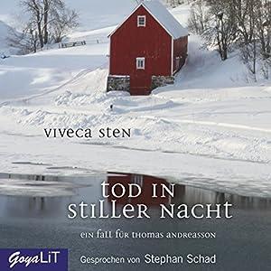 Tod in stiller Nacht (Ein Fall für Thomas Andreasson) Hörbuch