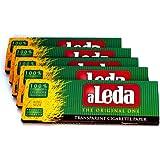 5 booklets aLeda Transparent Rolling Paper King Size