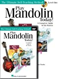 Play Mandolin Today! Beginners Pack: Level 1 Book/CD/DVD Pack (Ultimate Self-Teaching Method!)