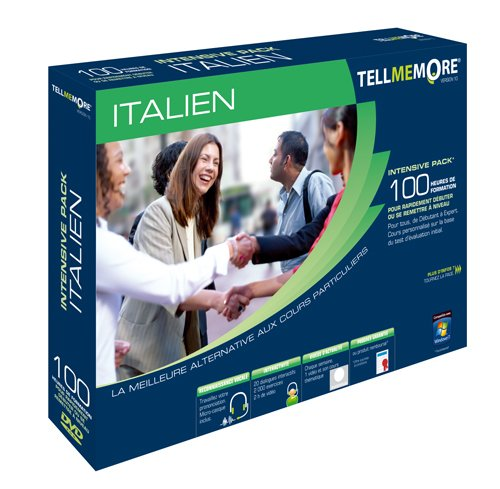 Tell me more version 10 : Italien intensive pack