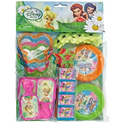 Tinkerbell Favor Pack Favor Packs (48 per package)