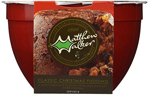Matthew Walkers Classic Christmas Pudding - 907g - 2lb