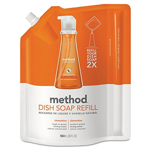 method-dish-soap-pump-refill-clementine-36-oz