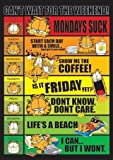 Laminated Days of the Week