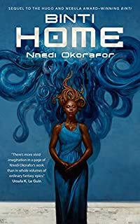 Book Cover: Binti: Home