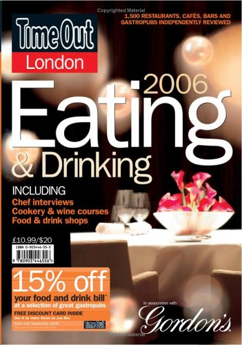 Time Out London Eating And Drinking Guide (Time Out Guides)