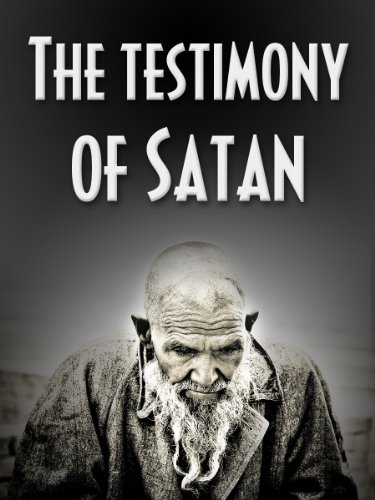 """Readers Are Raving: """"Insightful & Thought-Provoking"""" – Jeremy Brown's The Testimony of Satan… Watch Book Trailer Here! Over 426,000 Views on YouTube!"""