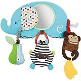 Skip Hop Stroller Bar Activity Toy, Alphabet Zoo