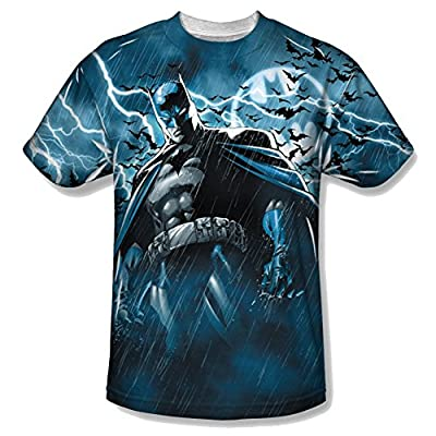 DC Batman Stormy Knight All Over Front T-Shirt