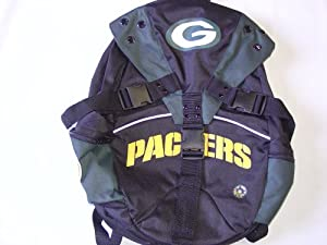 Green Bay Packers NFL Capsule Backpack by NFL