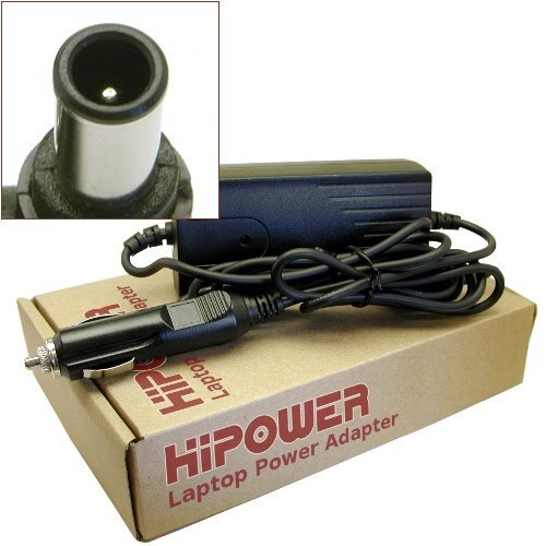 Hipower DC Car Automobile Power Adapter Charger For Sony Vaio VGP-AC19V15, VGP-AC19V45, VGP-AC19V52, VGC-JS110, VGC-JS110J, VGC-JS110J/B, VGC-JS110J/P, VGC-JS110J/S, VGC-JS130, VGC-JS130J, VGC-JS130J/B, VGC-JS130J/P, VGC-JS130J/S, VGC-JS140, VGC-JS140N, V