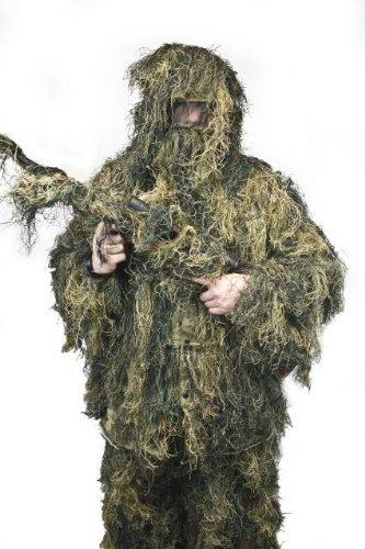 Camo Woodland Camouflage 5-Piece