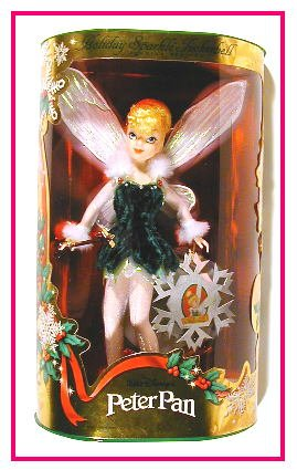 Buy Low Price Mattel Holiday Sparkle Tinkerbell Figure (B000HXZCSA)