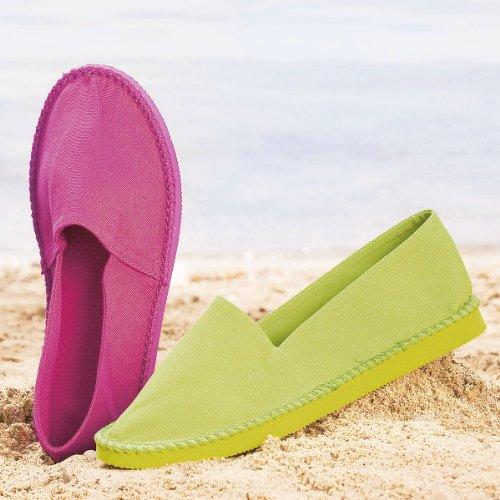 BABY-WALZ Slipper Baby-Schuhe Kinder-Schuhe, Größe 28, pink