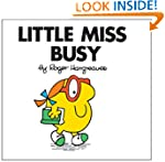 Little Miss Busy (Little Miss Classic...