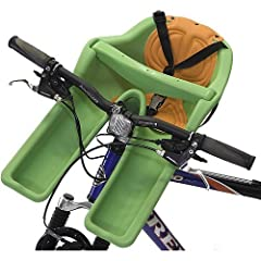 iBert Safe-T Front Mounted Child Bicycle Seat by iBert