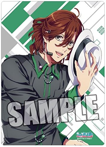 [Uta no Prince sama Seriously LOVE Revolutions B5 clear underlay Ver.2 Regi From Japan New] (Alien Dress Up Ideas For Kids)