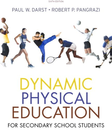 Dynamic Physical Education for Secondary School Students...