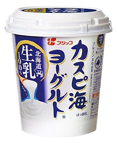 フジッコ カスピ海ヨーグルト プレーン 6個 【キャンセル、返品不可】