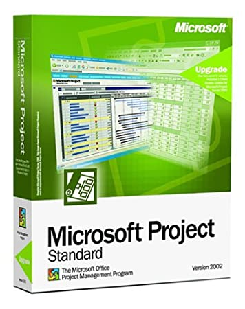 Microsoft Project 2002 Upgrade [Old Version]