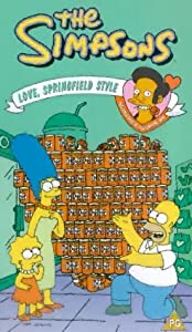 The Simpsons: Love, Springfield Style [VHS]