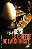 echange, troc P. B. Kerr - Le Chiffre de l'alchimiste