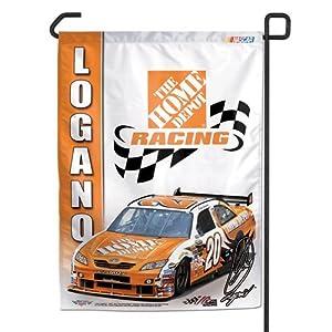 Buy #20 Joey Logano Garden Flag 2009 by WinCraft