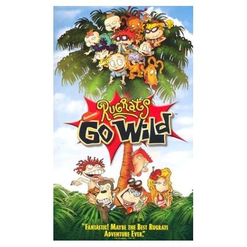 Amazon.com: Rugrats Go Wild [VHS]: Klasky-Csupo