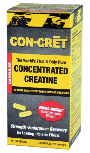 Promera Health Con-cret 750 Mg, 48-Count