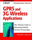 GPRS and 3G wireless applications professional developer