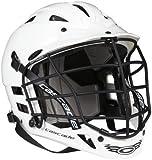 Cascade Lacrosse Boys CPV Lacrosse Helmet, White - Medium/Large