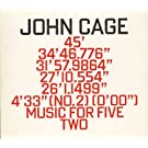 Cage, John 45 for A Speaker