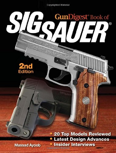 Gun Digest Book Of Sig-Sauer front-771705