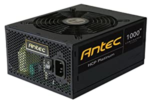 Antec 80Plus Platinum PSU ATX 1000 Power Supply HCP-1000 PLATINUM