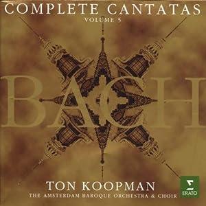 Bach: Cantatas, Vol 5 /Koopman