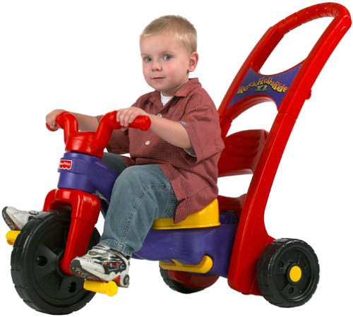 Fisher-Price Rock n Roll 'Ride Trike XL
