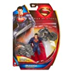 "Superman Man Of Steel - 4"" Action Fig..."
