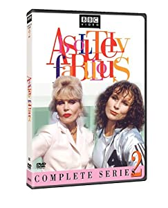 Absolutely Fabulous: Complete Series 2 by BBC Home Entertainment