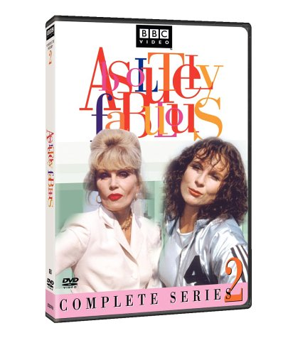 Absolutely Fabulous: Complete Series 2 [DVD]