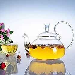 Glass Tea Pot - 600ml (1 PC)